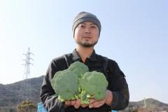 お料理作って!大徳さんパート2 今日の食材:ブロッコリー