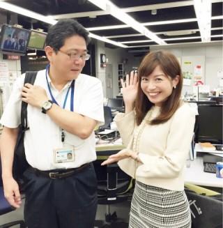 藤井アナ2