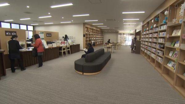 「本離れ」で書店減少 一方で図書館新増設 そのワケとは