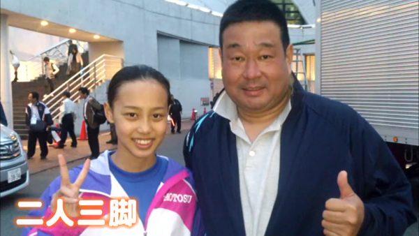 競泳女子 今井月選手 18 二人三脚の父に感謝 新たな旅立ちに密着