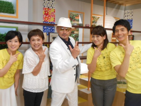 クレイジーケンバンドの横山さん (1)