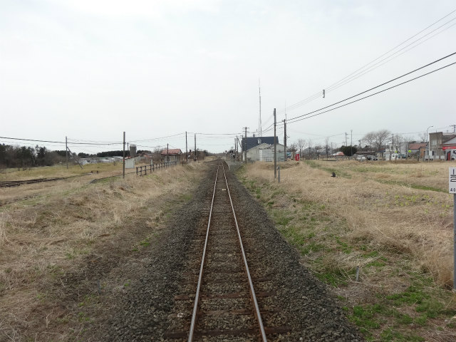 日本最東端の駅・東根室(5)標...
