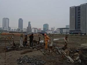 2014_01_08中京テレビ新社屋建設現場_1