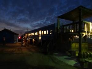 2014_11_30 海線の旅&日本式駅舎10