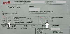 PDF乗車券