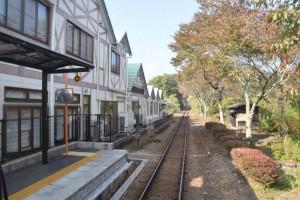 2015_10_24 明知鉄道きのこ列車_75