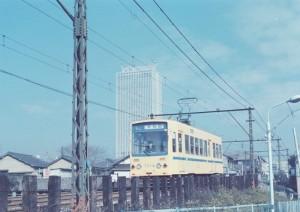1980頃の都電3