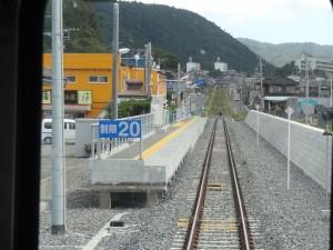2013_09_28浦宿駅 2013 03 16復旧