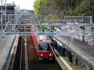 2016_04_05 桜駅の桜_3