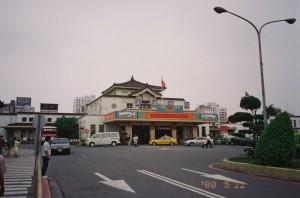 高雄駅2000