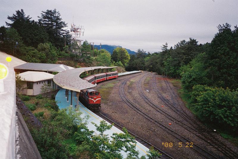 阿里山森林鉄道祝山線(4)16年...