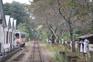 2016_10_22 明知鉄道きのこ列車_54