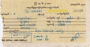 Sat Thwar~Pyinmana