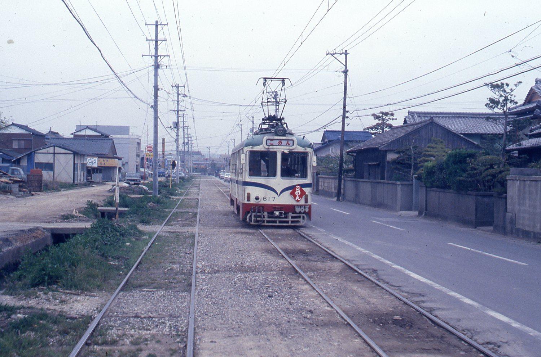 土佐電(10)昭和53年(1978年)4月15日。 – 中京テレビ ...